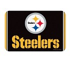 ZERBINO WINCRAFT 603600 DOOR MATT NFL  PITTSBURGH STEELERS