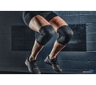 PROTEZIONE MC DAVID X605 KNEE SLEEVES FITNESS  NERO