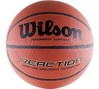 PALLONE WILSON B1237X REACTION BASKETBALL  UFFICIALE