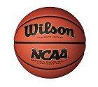 PALLONE WILSON WTB0730 NCAA REPLICA BASKETBALL  UFFICIALE