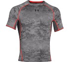 MAGLIA UNDER ARMOUR HG ARMOUR PRINTED CAMO