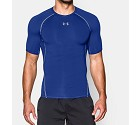 MAGLIA UNDER ARMOUR 1257468 HG ARMOUR COMPRESSION   BLU ROYAL