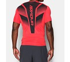 MAGLIA UNDER ARMOUR 1289557 HG SUPERVENT 2.0  ROSSO
