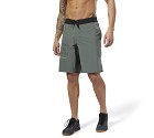 PANTALONE REEBOK CROSSFIT CY4954 EPIC BASE SHORT  VERDE
