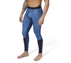 PANTALONE REEBOK CROSSFIT CY4975 LEGGINS TIGHT COMP  BLU
