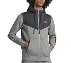 FELPA NIKE 931900 SPORTWEAR JUST DO IT  GRIGIO