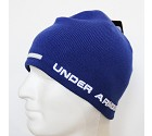 CAPPELLO UNDER ARMOUR GRIDLINE BEANIE 1208911  BLU ROYAL
