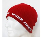 CAPPELLO UNDER ARMOUR GRIDLINE BEANIE 1208911  ROSSO