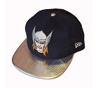 CAPPELLO NEW ERA 9FIFTY AVENGERS II THOR  NERO