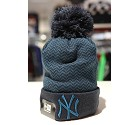CAPPELLO NEW ERA FA HERRING NEW YORK YANKEES POM PON  BLU NAVY