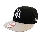 CAPPELLO NEW ERA 9FIFTY MLB COTTON BLOCK  NERO