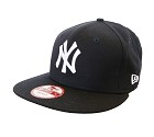CAPPELLO NEW ERA 9FIFTY MLB COTTON BLOCK  BLU