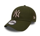 CAPPELLO NEW ERA 9FORTY MLB LEAGUE  VERDE