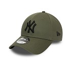 CAPPELLO NEW ERA 9FORTY MLB LEAGUE  KHAKI