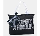BORSA UNDER ARMOUR 1292112 BIG WORDMARK  NERO