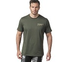 TSHIRT REEBOK CROSSFIT DH3688 MESS YOU UP  VERDE
