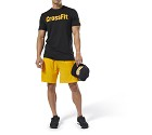TSHIRT REEBOK CROSSFIT DT2772 SPEEDWICK GRAPHIC  NERO