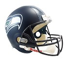 CASCO RIDDELL VSR4 REPLICA  SEATTLE SEAHAWKS