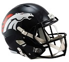 CASCO RIDDELL REVO SPEED REPLICA DENVER BRONCOS