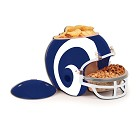 CASCO WINCRAFT SNACK HELMET NFL  LOS ANGELES RAMS