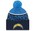 CAPPELLO NEW ERA KNIT SIDELINE 2015 SAN DIEGO CHARGERS