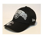 CAPPELLO NEW ERA 39THIRTY DRAFT BLOCKER PLAY  OAKLAND RAIDERS