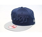 CAPPELLO NEW ERA 9FIFTY NFL TONAL WORD  DALLAS COWBOYS