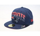 CAPPELLO NEW ERA 59FIFTY NFL DRAFT  NEW ENGLAND PATRIOTS
