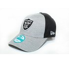 CAPPELLO NEW ERA 9FORTY DROP KICK  OAKLAND RAIDERS