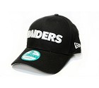 CAPPELLO NEW ERA 9FORTY WISHBONE  OAKLAND RAIDERS