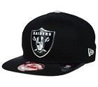 CAPPELLO NEW ERA 9FIFTY SNAPBACK 15 NFL OAKLAND RAIDERS