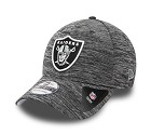 CAPPELLO NEW ERA 39THIRTY TEAM SPORTS JERSEY  OAKLAND RAIDERS