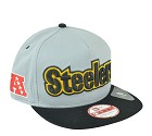 CAPPELLO NEW ERA A-TONE WORD G PITTSBURGH STEELERS
