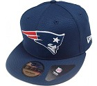 CAPPELLO NEW ERA 9FIFTY NFL TRAINING MESH NEW ENGLAND PATRIOTS