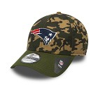 CAPPELLO NEW ERA 39THIRTY CAMO TEAM STRETCH  NEW ENGLAND PATRIOTS