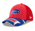CAPPELLO NEW ERA NFL 39THIRTY DRAFT HAT 17  BUFFALO BILLS