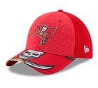 CAPPELLO NEW ERA NFL 39THIRTY DRAFT HAT 17  TAMPA BAY BUCCANEERS