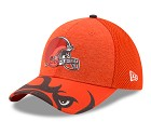 CAPPELLO NEW ERA NFL 39THIRTY DRAFT HAT 17  CLEVELAND BROWNS
