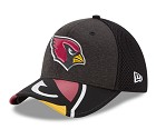 CAPPELLO NEW ERA NFL 39THIRTY DRAFT HAT 17  ARIZONA CARDINALS