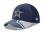 CAPPELLO NEW ERA NFL 39THIRTY DRAFT HAT 17  DALLAS COWBOYS