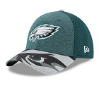CAPPELLO NEW ERA NFL 39THIRTY DRAFT HAT 17  PHILADELPHIA EAGLES