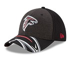 CAPPELLO NEW ERA NFL 39THIRTY DRAFT HAT 17  ATLANTA FALCONS
