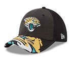CAPPELLO NEW ERA NFL 39THIRTY DRAFT HAT 17  JACKSONVILLE JAGUARS