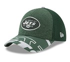 CAPPELLO NEW ERA NFL 39THIRTY DRAFT HAT 17  NEW YORK JETS