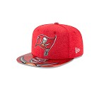 CAPPELLO NEW ERA NFL 9FIFTY ON STAGE DRAFT   TAMPA BAY BUCCANEERS
