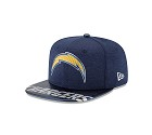CAPPELLO NEW ERA NFL 9FIFTY ON STAGE DRAFT   SAN DIEGO CHARGERS