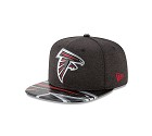 CAPPELLO NEW ERA NFL 9FIFTY ON STAGE DRAFT   ATLANTA FALCONS