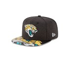 CAPPELLO NEW ERA NFL 9FIFTY ON STAGE DRAFT   JACKSONVILLE JAGUARS