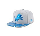 CAPPELLO NEW ERA NFL 9FIFTY ON STAGE DRAFT   DETROIT LIONS