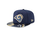 CAPPELLO NEW ERA NFL 9FIFTY ON STAGE DRAFT   LOS ANGELES RAMS